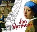 Coloring Book Jan Vermeer
