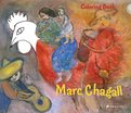 Coloring Book Marc Chagall