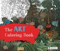 The Art Coloring Book
