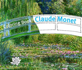 Coloring Book Monet