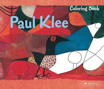 Coloring Book Paul Klee