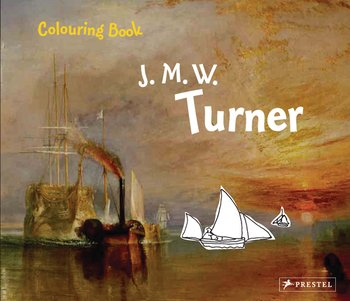 Colouring Book J.M.W. Turner