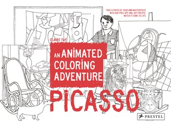 Picasso. An Animated Coloring Adventure