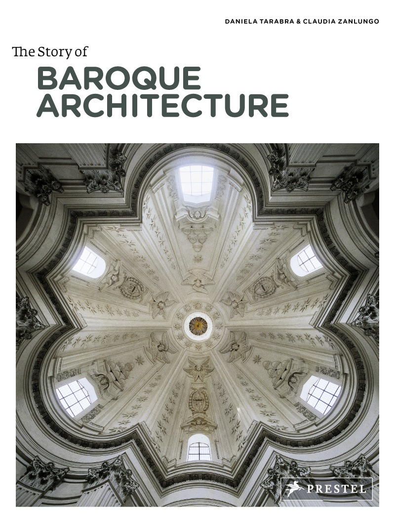 the story of baroque architecture. prestel publishing (paperback)