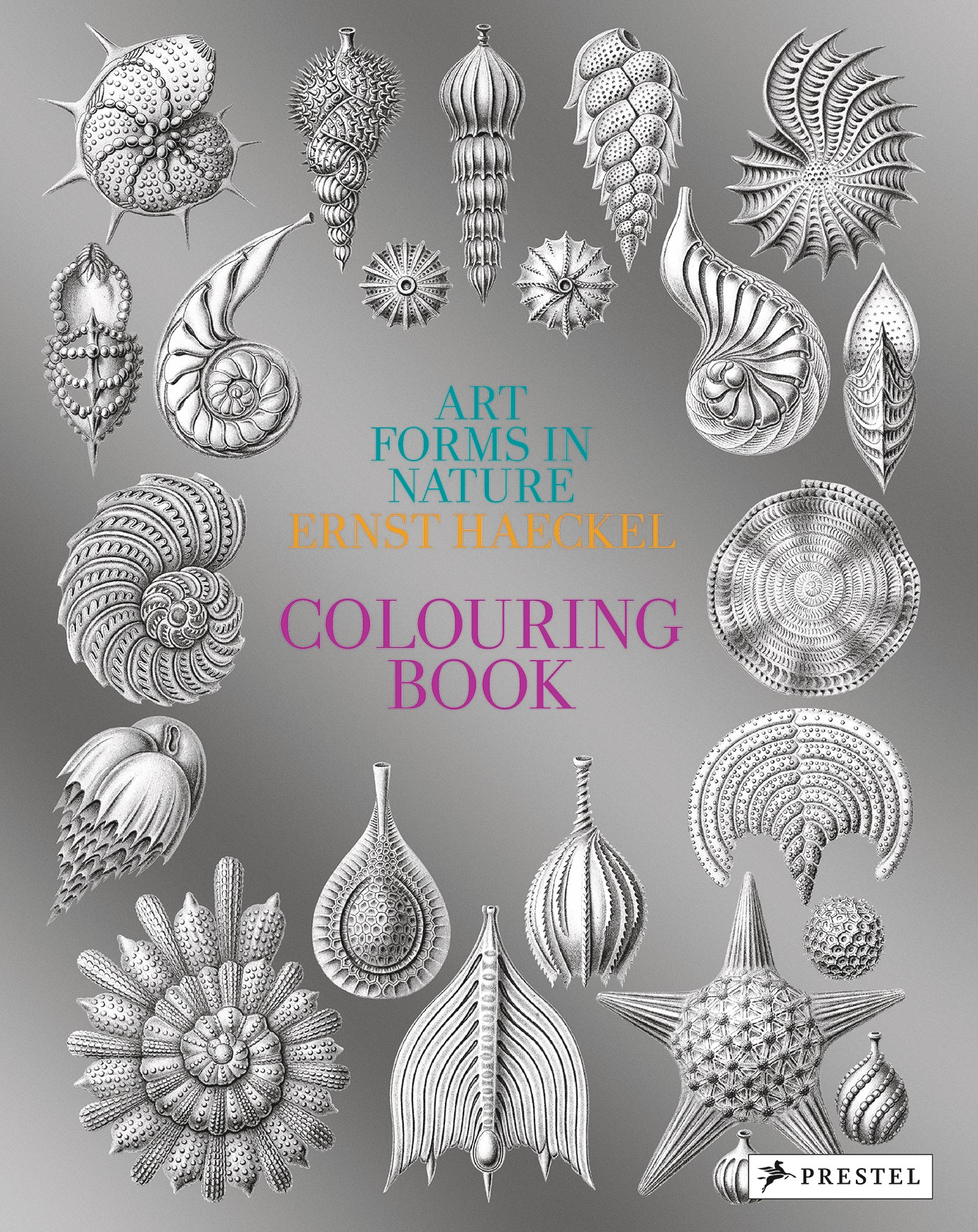 Ernst Haeckel: Art Forms in Nature. Prestel Publishing (Paperback)
