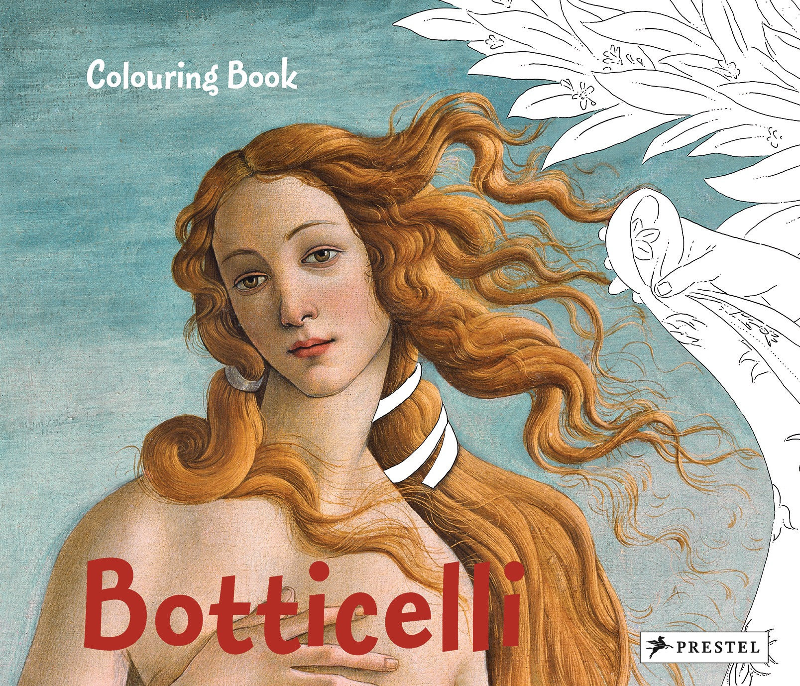 Artist Coloring Book - Worksheet & Coloring Pages