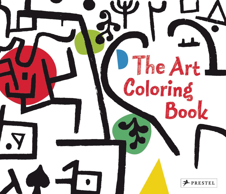 Annette Roeder: The Art Coloring Book. Prestel Publishing (Paperback)